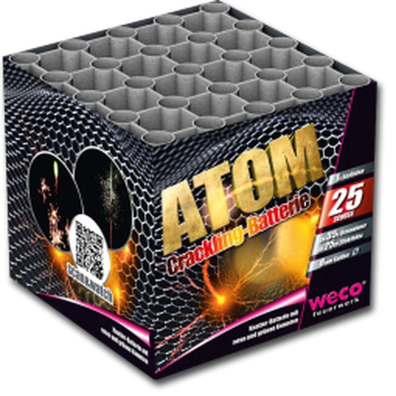 Jetzt Atom 25-Schuss-Feuerwerk-Batterie ab 2.54€ bestellen