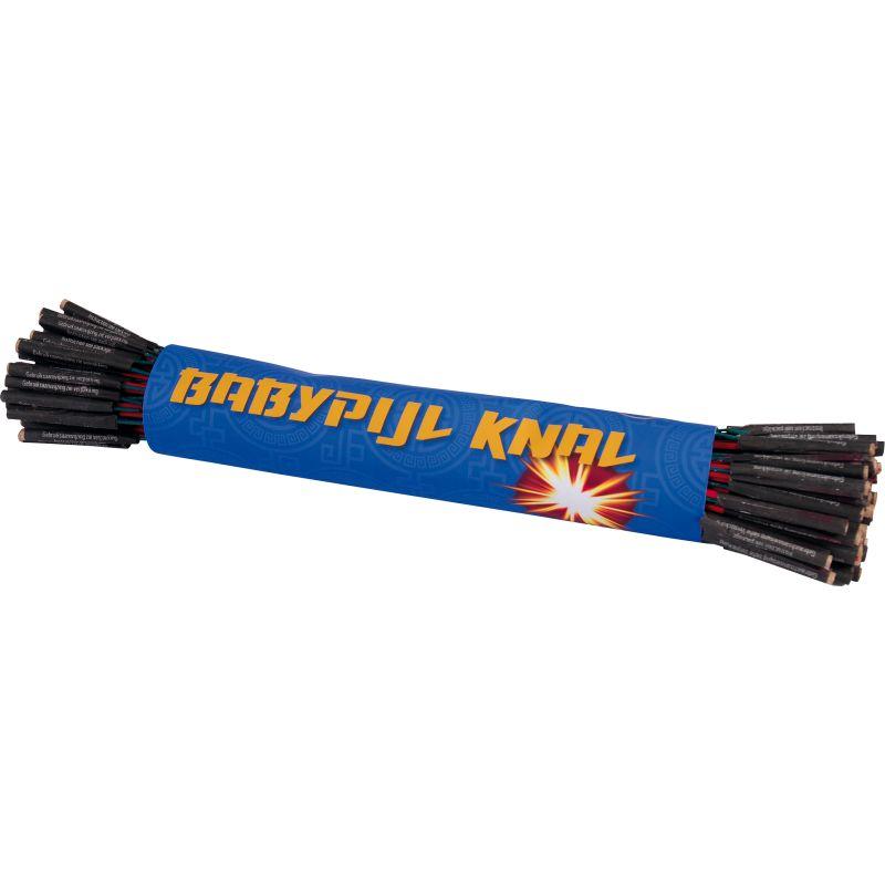 Jetzt Baby Raketen Easypack 100 Crackling-Feuerwerk-Raketen ab 2.54€ bestellen