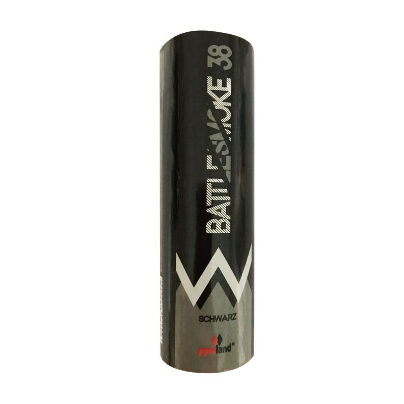 Jetzt BATTLESMOKE 38 mit Reißzünder 80s, Schwarz ab 6.99€ bestellen