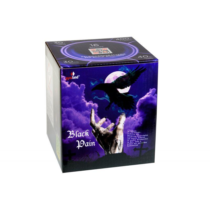 Jetzt Black Pain 16-Schuss-Feuerwerk-Batterie ab 19.99€ bestellen