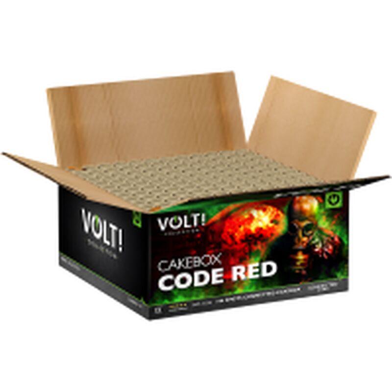 Jetzt Code Red 144-Schuss-Feuerverkverbund ab 93.49€ bestellen
