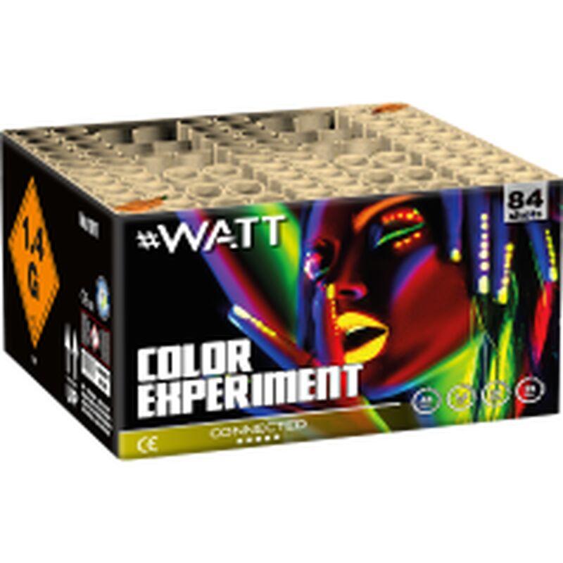 Jetzt Color Experiment 84-Schuss-Feuerwerkverbund ab 73.94€ bestellen