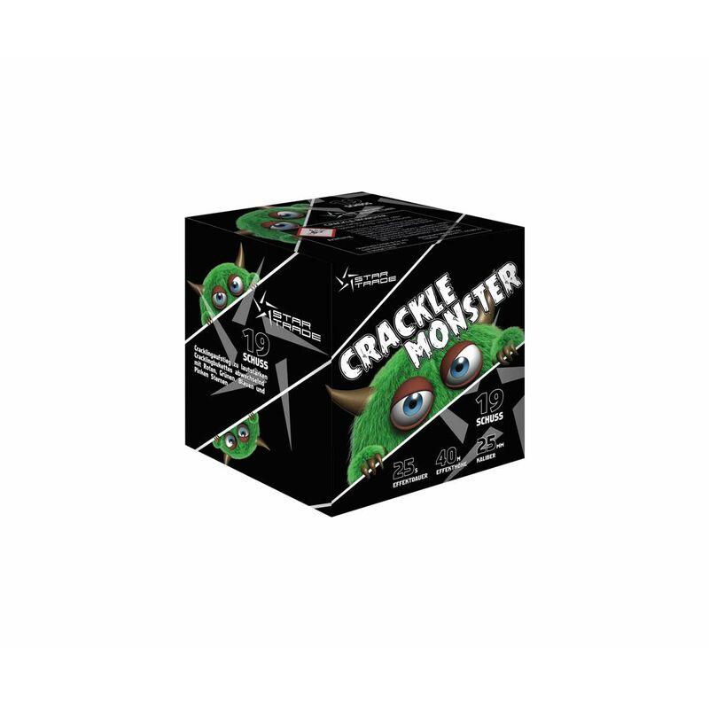 Jetzt Crackle Monster 19-Schuss-Feuerwerk-Batterie ab 12.74€ bestellen
