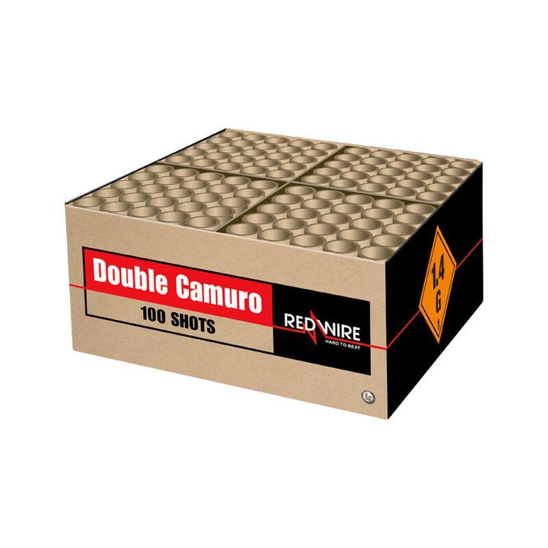 Jetzt Double Camuro 100-Schuss-Blitzknall-Feuerwerkverbund (Stahlkäfig) ab 89.67€ bestellen