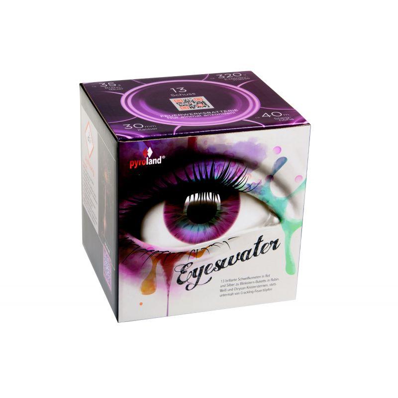 Jetzt Eyeswater 13-Schuss-Feuerwerk-Batterie ab 19.99€ bestellen