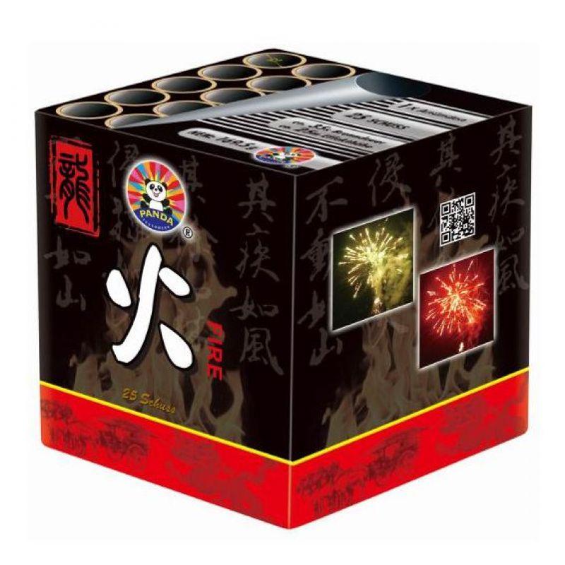 Jetzt Fire 25-Schuss-Feuerwerk-Batterie ab 9.78€ bestellen