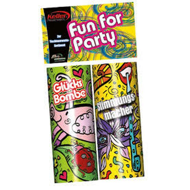 Jetzt Fun For Party 2er Set Tischfeuerwerk ab 1.5€ bestellen