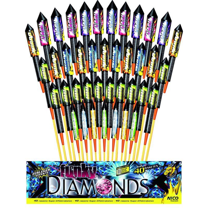 Jetzt Funky Diamonds, 40er-Rak.-Btl. ab 29.74€ bestellen