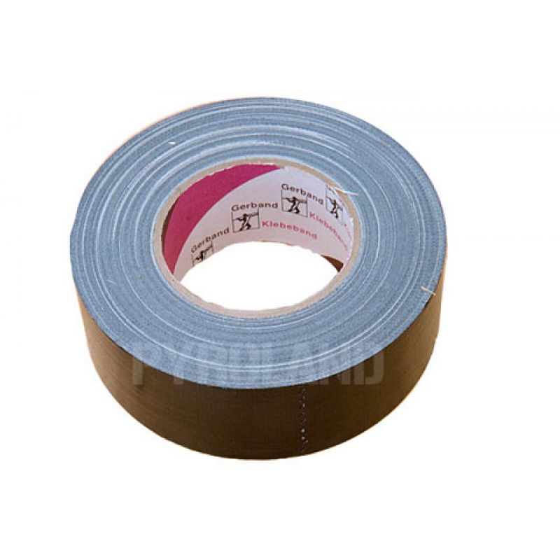 Jetzt Gewebeband, Gaffa Tape (schwarz) ab 19.99€ bestellen
