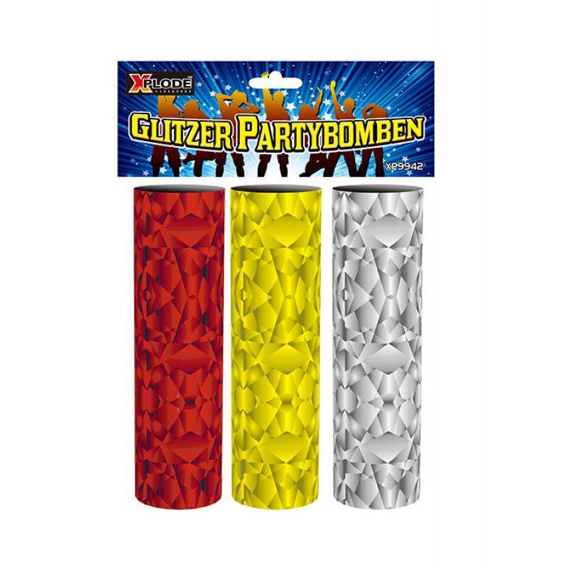 Jetzt Glitzer Partybombe 4er-Partybombenset ab 4.99€ bestellen