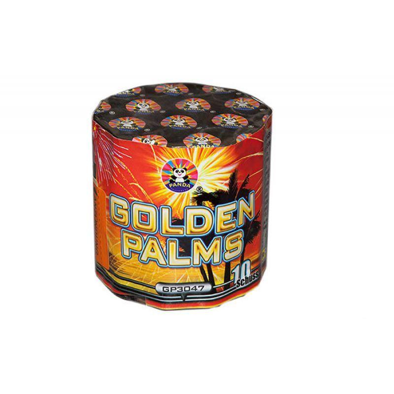 Jetzt Golden Palms 10-Schuss-Feuerwerk-Batterie ab 3.39€ bestellen