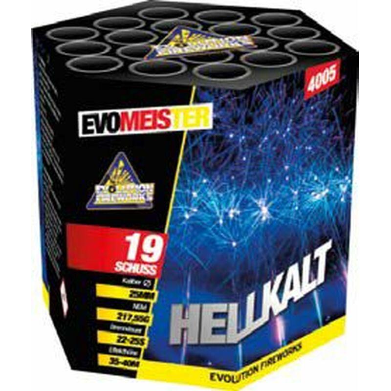 Jetzt Hellkalt 19-Schuss-Feuerwerk-Batterie ab 14.44€ bestellen