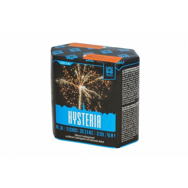 Jetzt Hysteria 13-Schuss-Feuerwerk-Batterie ab 14.99€ bestellen