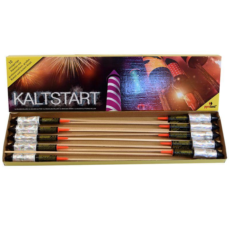 Jetzt Kaltstart - Raketen-Sortiment ab 14.99€ bestellen