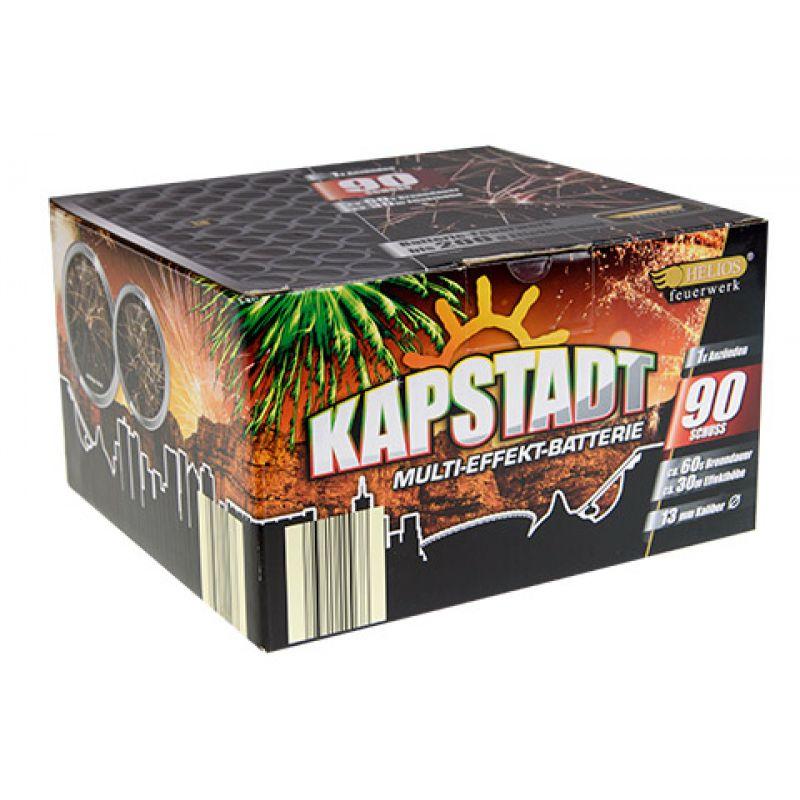 Jetzt Kapstadt 90-Schuss-Feuerwerk-Batterie ab 15.29€ bestellen