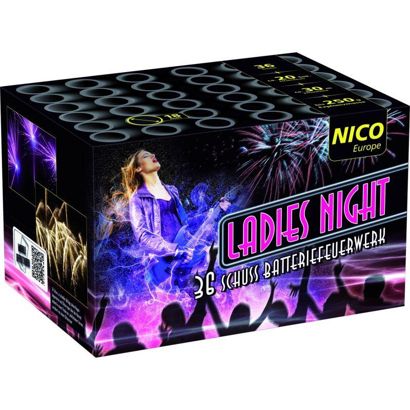 Jetzt Ladies Night 36-Schuss-Feuerwerk-Batterie ab 15.29€ bestellen
