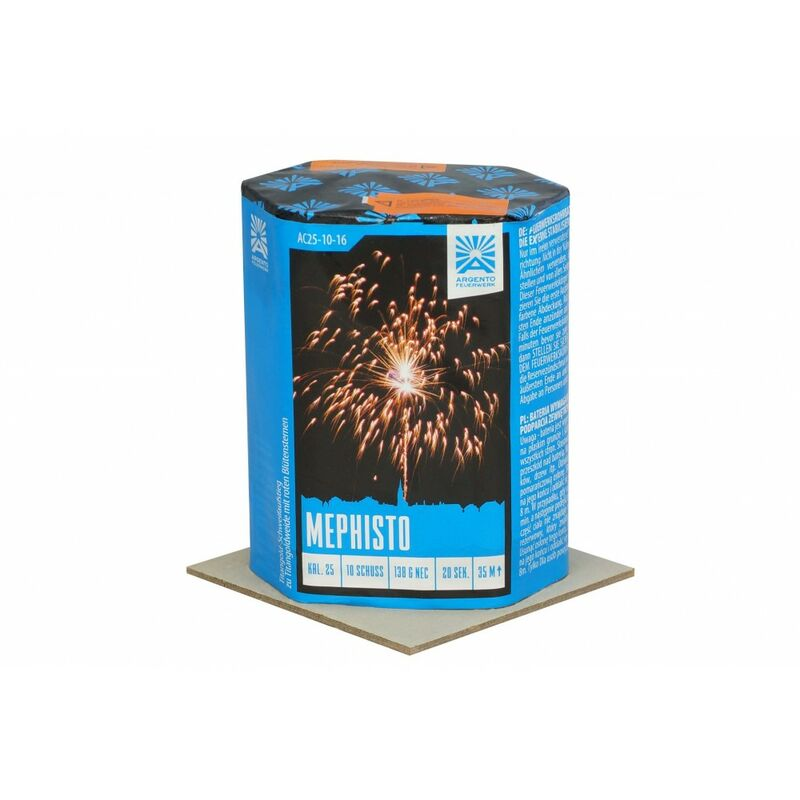 Jetzt Mephisto 10-Schuss-Feuerwerk-Batterie ab 6.79€ bestellen