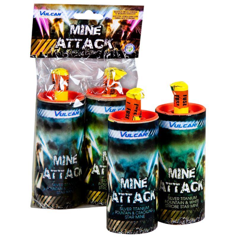 Jetzt Mine Attack 2er Pack ab 5.94€ bestellen