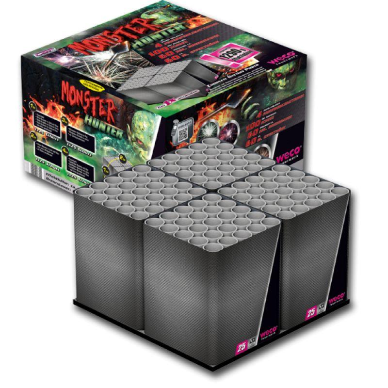 Jetzt Monster Hunter 100-Schuss-Feuerwerkverbund ab 110.49€ bestellen