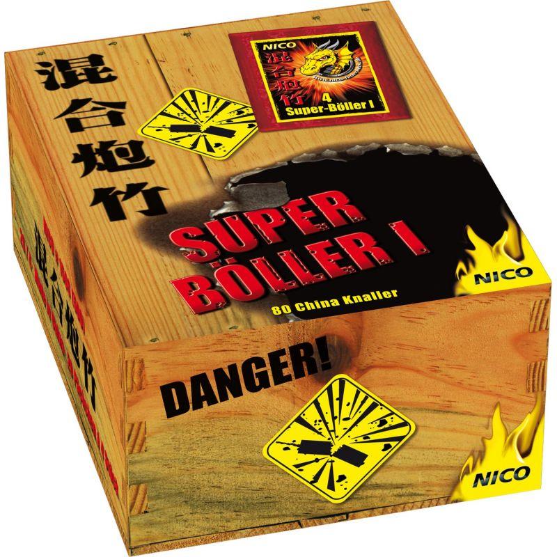 Jetzt Nico Super Böller I 80 Stück ab 10.19€ bestellen