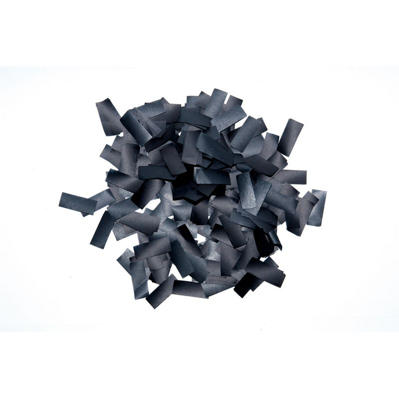 Jetzt Papier Flitter - Schwarz 1kg (Pappschachtel) ab 14.99€ bestellen