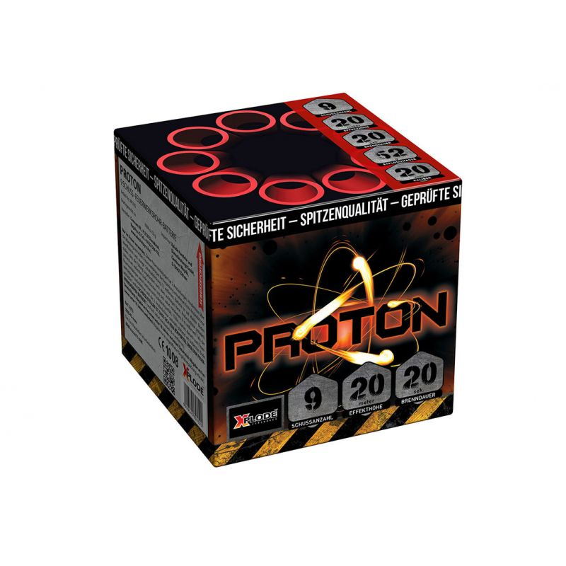 Jetzt Proton 9-Schuss-Feuerwerk-Batterie ab 2.83€ bestellen