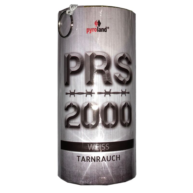 Jetzt PRS2000 Tarnrauch mit Reißzünder 100s, Weiß ab 16.99€ bestellen