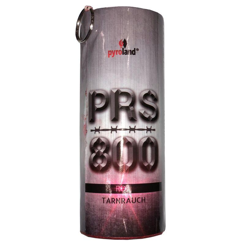 Jetzt PRS800 Tarnrauch mit Reißzünder 45s, Rot ab 7.99€ bestellen
