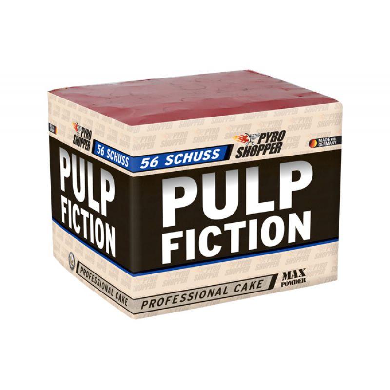 Jetzt Pulp Fiction 56-Schuss-Feuerwerk-Batterie ab 22.94€ bestellen