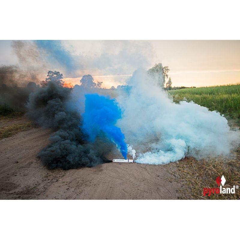 Jetzt Rauchflagge 40s, schwarz/blau/weiß ab 8.99€ bestellen