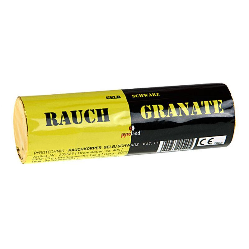 Jetzt Rauchgranate Gelb/Schwarz 40s ab 4.99€ bestellen
