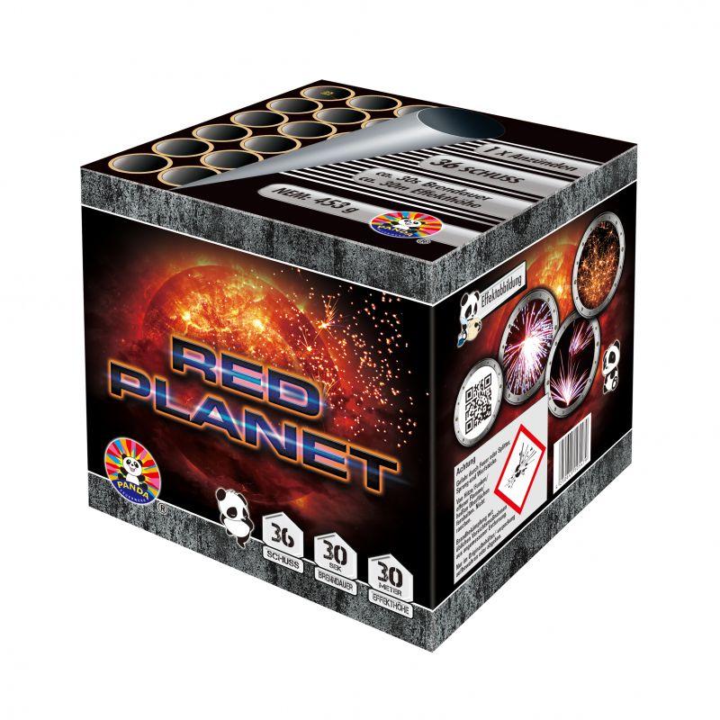 Jetzt Red Planet 36-Schuss-Feuerwerk-Batterie ab 28.89€ bestellen