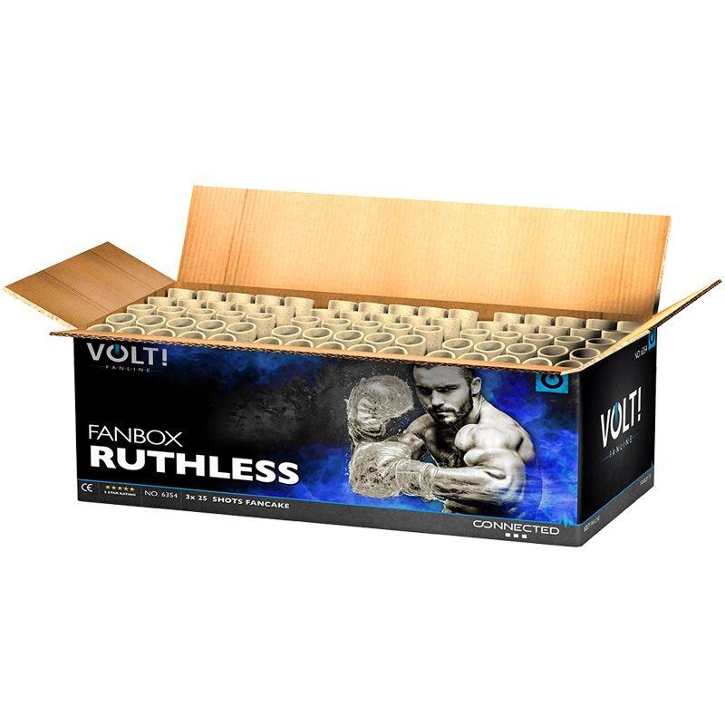 Jetzt Ruthless 75-Schuss-Feuerwerkverbund ab 72.24€ bestellen