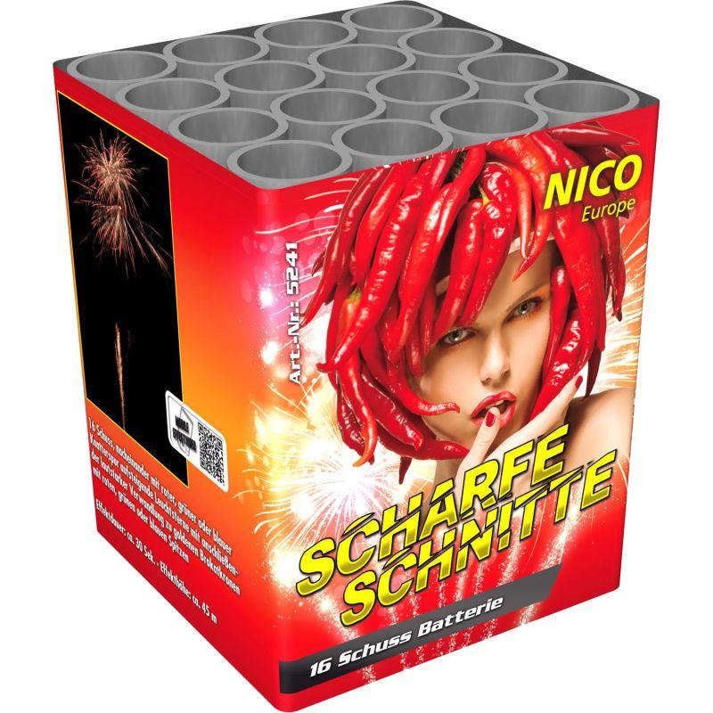 Jetzt Scharfe Schnitte 16-Schuss-Feuerwerk-Batterie ab 10.19€ bestellen