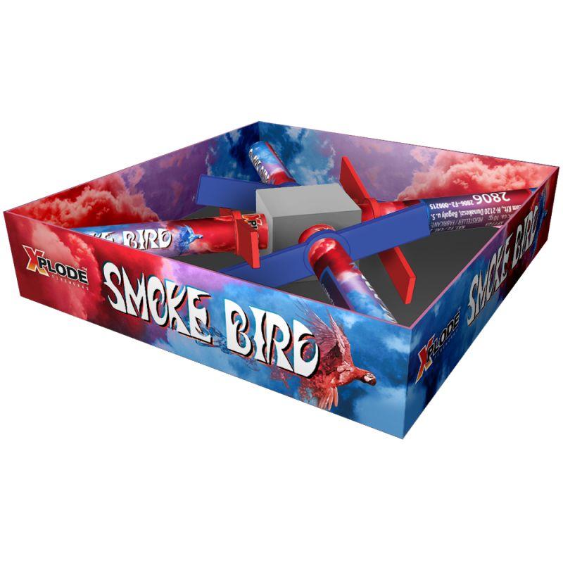 Jetzt Smoke Bird 4er Pack ab 2.97€ bestellen