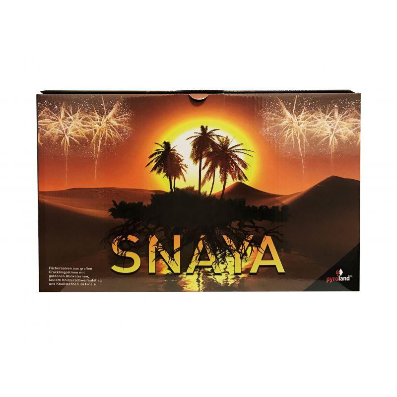Jetzt SNAYA 25-Schuss-Feuerwerk-Batterie ab 29.99€ bestellen