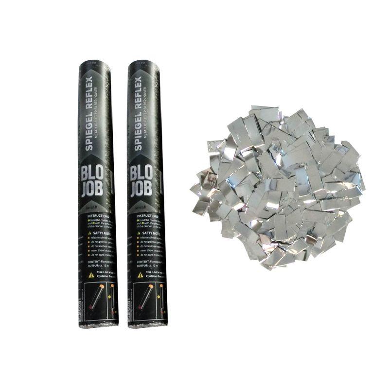 Jetzt Spiegel Reflex small Metallicflitter silber ab 3.59€ bestellen