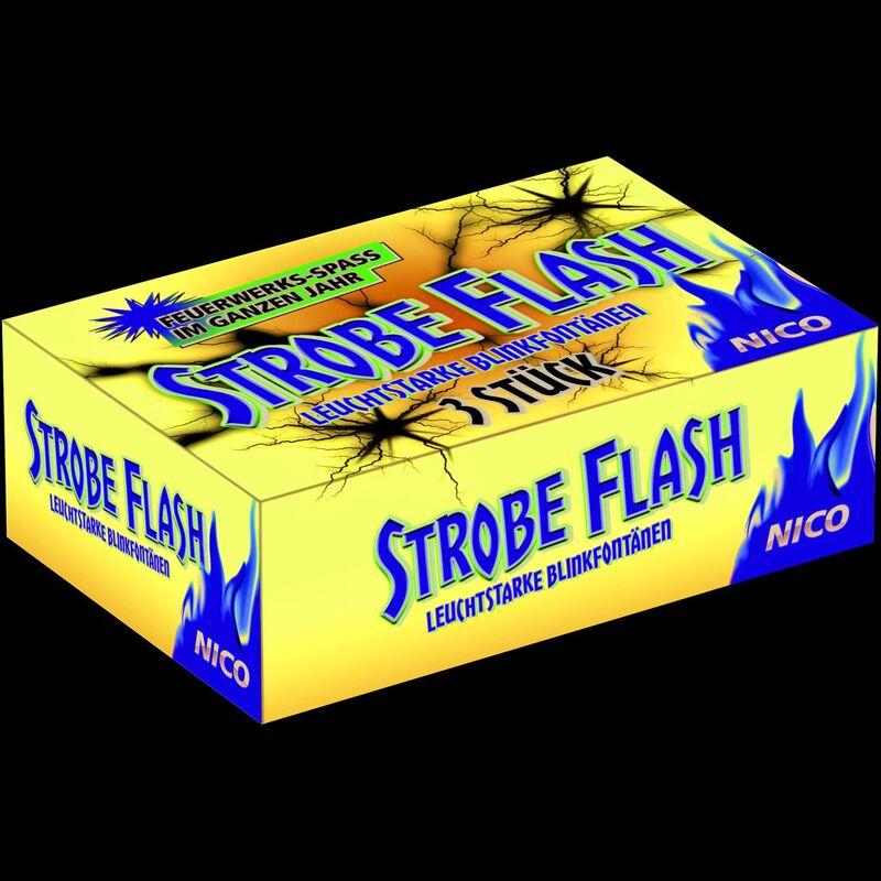 Jetzt Strobe Flash - Blinkfontänen 3 Stück ab 0.5€ bestellen