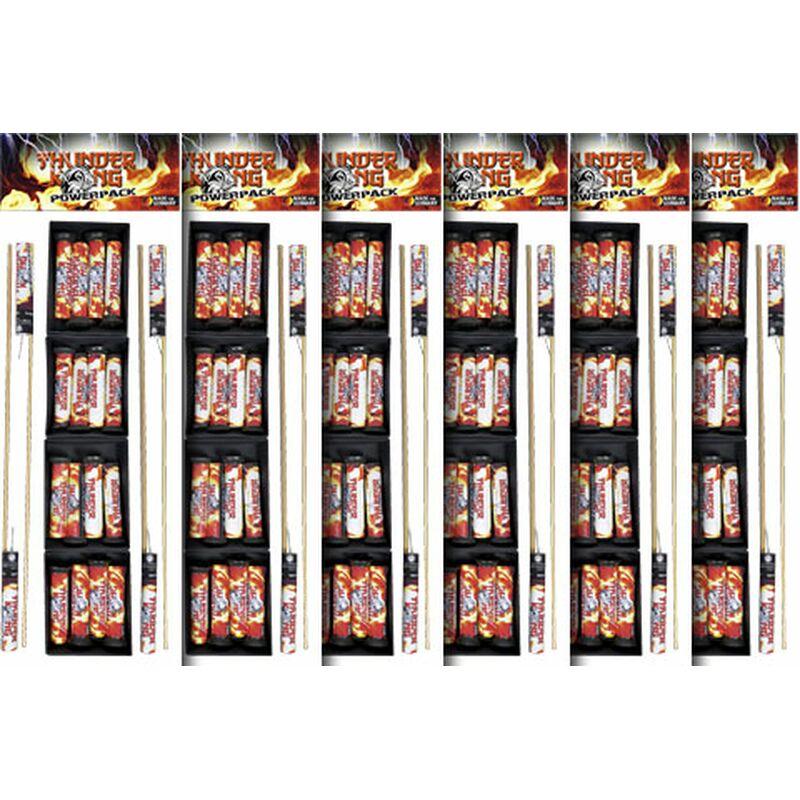 Jetzt Thunder Kong Powerpack 6er (Stahlkäfig) ab 75.65€ bestellen