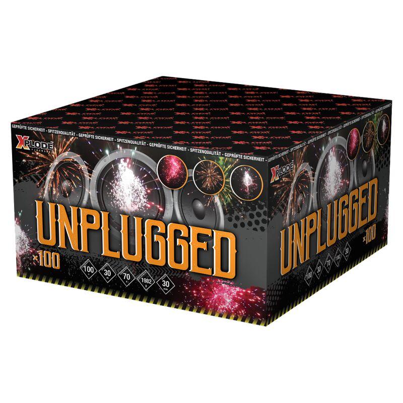 Jetzt Unplugged 100-Schuss-Feuerwerkverbund ab 89.24€ bestellen