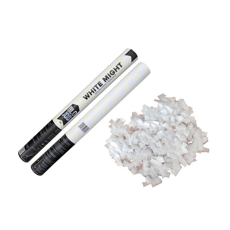 Jetzt White Might 50cm Papierflitter weiß ab 2.87€ bestellen