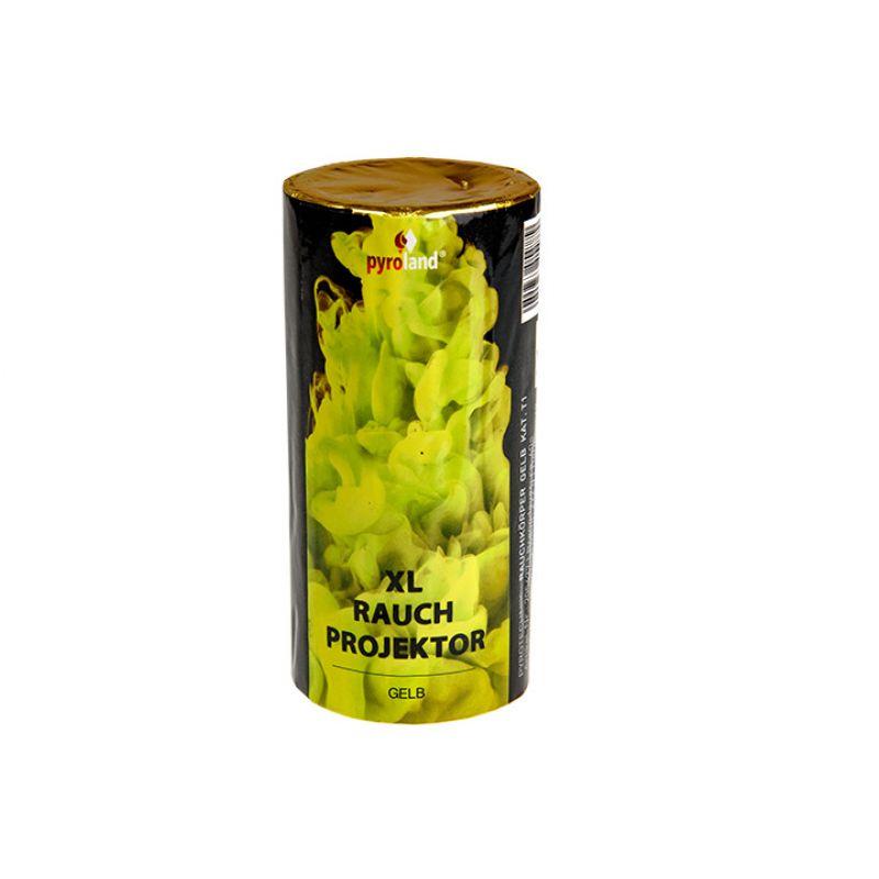 Jetzt XL Rauchprojektor Gelb 60s-80s ab 6.99€ bestellen