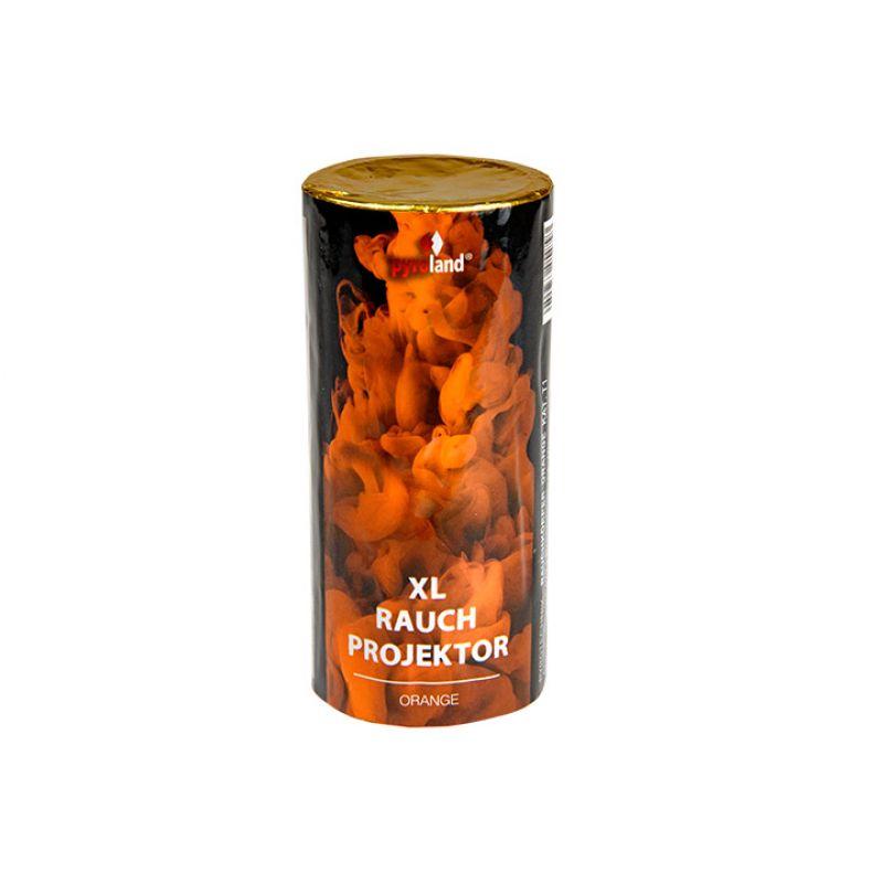 Jetzt XL Rauchprojektor Orange 60s-80s ab 6.99€ bestellen