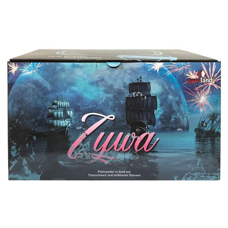 Jetzt ZYWA 25-Schuss-Feuerwerk-Batterie ab 29.99€ bestellen