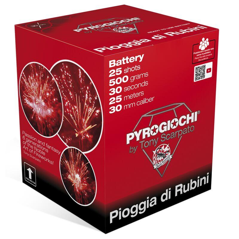 Jetzt Pioggia Di Rubini 25-Schuss-Feuerwerk-Batterie ab 28.04€ bestellen