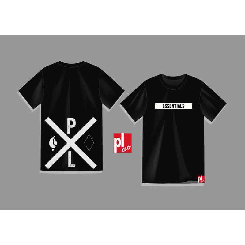 Jetzt T-Shirt Schwarz
