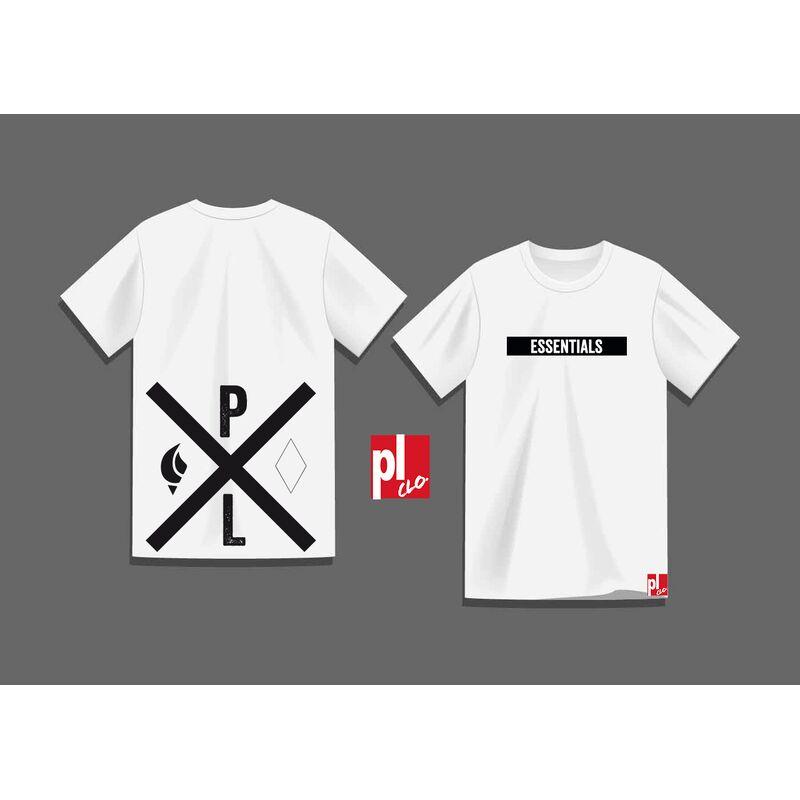 Jetzt T-Shirt Weiß