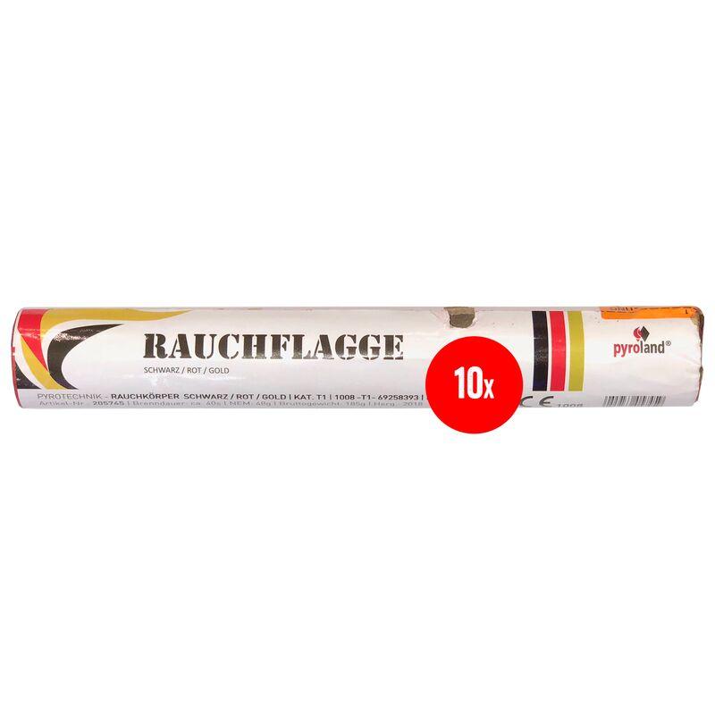 Jetzt Deutschland Rauchflaggen 10er Bundle ab 69.95€ bestellen