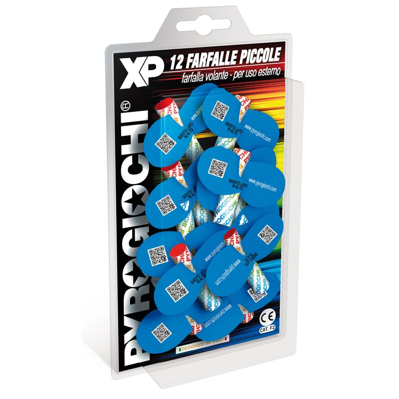 Jetzt Farfalle Piccole XP 10 Stück ab 2.54€ bestellen