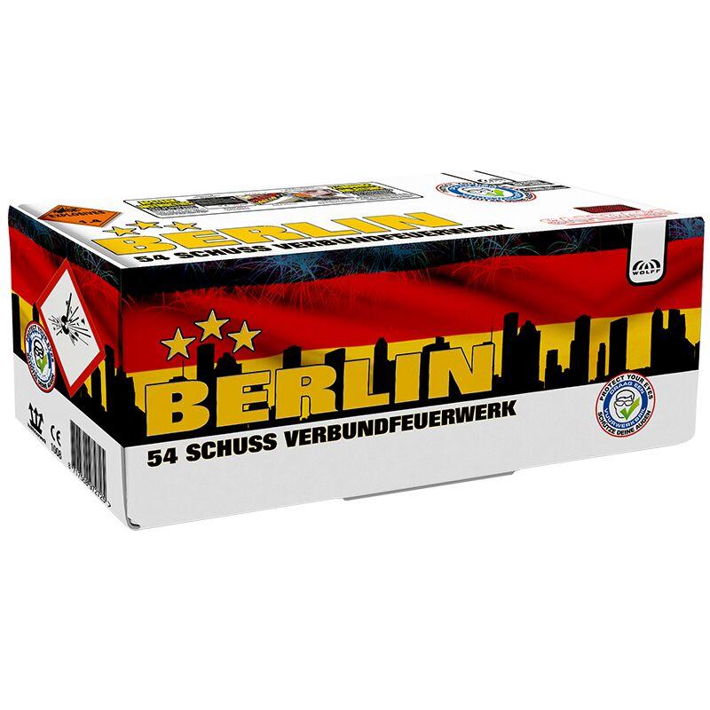 Jetzt Berlin 54-Schuss-Feuerwerksverbund ab 24.64€ bestellen